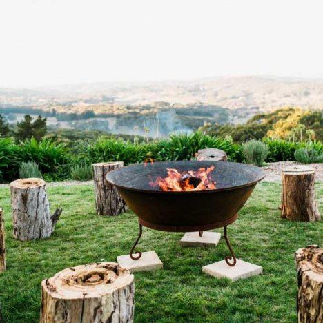 seq-fire-pit-view-sequoia-lodge-south-australia